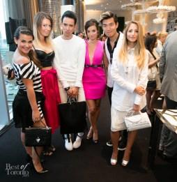 Rachel David, Sabrina Maddeaux, Julio Reyes, Jessica Denomme, Alexander Liang, Justine Iaboni