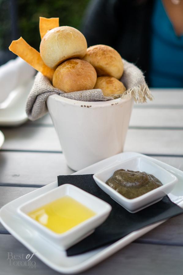 Housemade Brioche & Lavash with Sunflower Oil