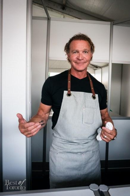 Chef Mark McEwan from The McEwan Group | Photo: John Tan