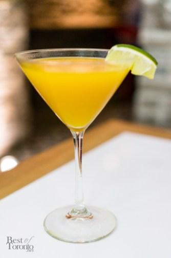 Mango Martini | Photo: John Tan