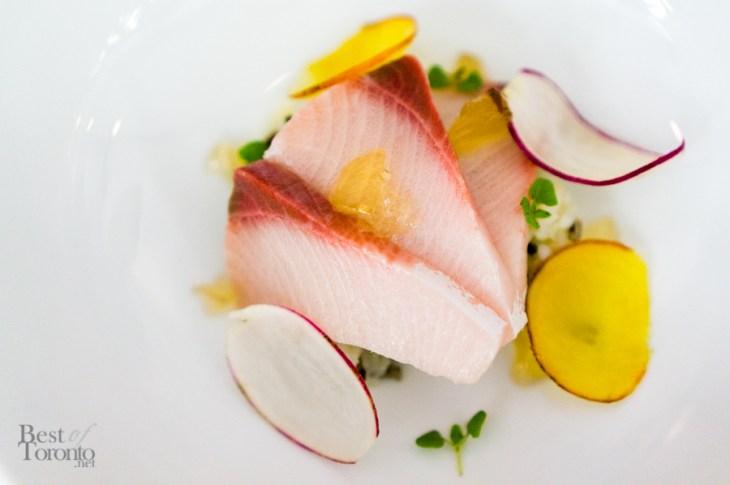 Yellowtail Sashimi | Photo: John Tan