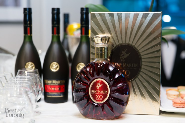 Remy Martin XO and VSOP | Photo: Nick Lee