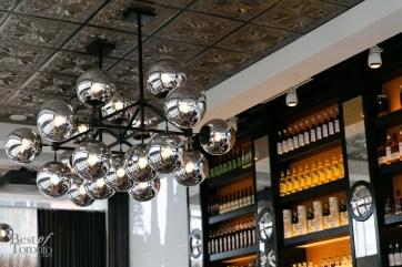 Upstairs bar | Photo: Nick Lee