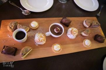 Assortment of desserts | Photo: Nick Lee