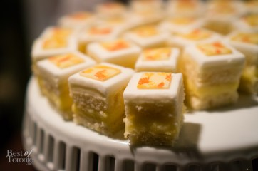 Petit-fours, Bonnie Gordon College of Confectionary Arts | Photo: John Tan