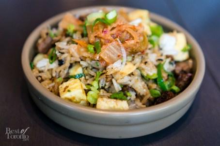 Kimchi Fried Rice   Photo: John Tan