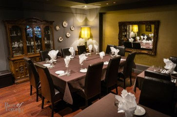 Private dining room | Photo: John Tan