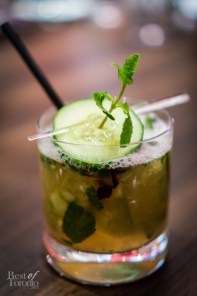 Cucumber Julep | Photo: John Tan