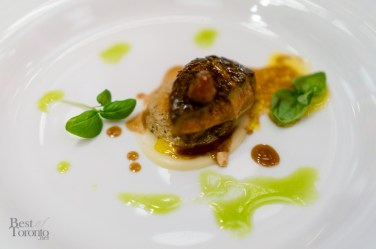 Foie Gras Flapjacks | Photo: John Tan