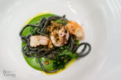 Squid Ink Chitarra | Photo: John Tan