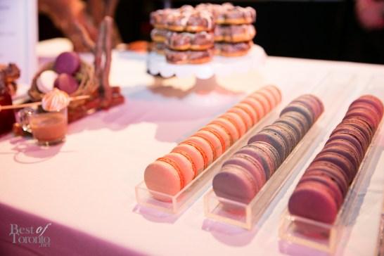 Desserts from Pluck Tea