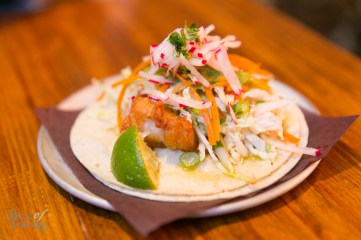 Baja Fish Taco | Photo: Nick Lee