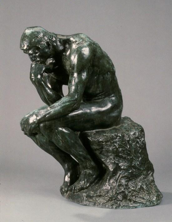 Auguste Rodin: Le Penseur