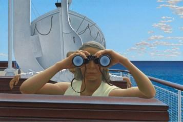 Alex Colville: To Prince Edward Island (1965)