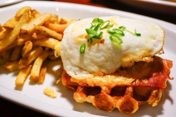 Madame Monsieur Waffle