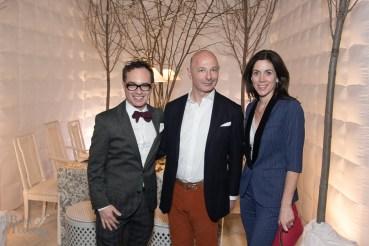 Tommy Smythe, Philippe Meyersohn, Sarah Richardson