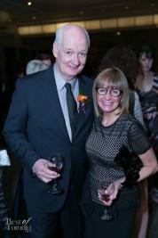 Colin Mochrie, Debra McGrath