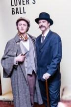 Channeling Watson and Sherlock Holmes