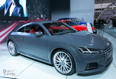 Audi TTS Coupe expected to launch in Fall 2015
