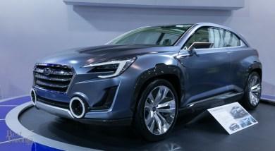 Subaru VIZIV 2 concept