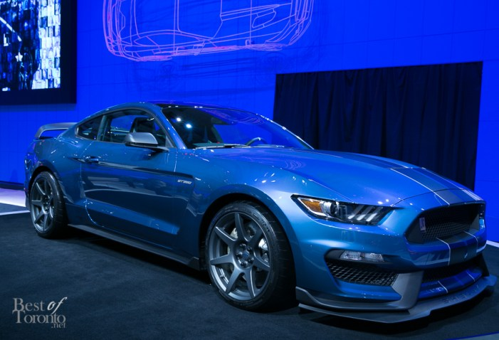 2016 Ford Mustang Shelby GT 350