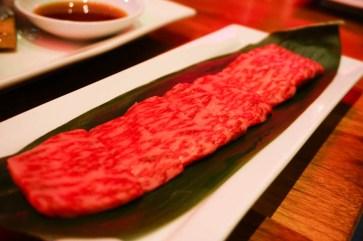 Japanese A3 Wagyu Strip Loin