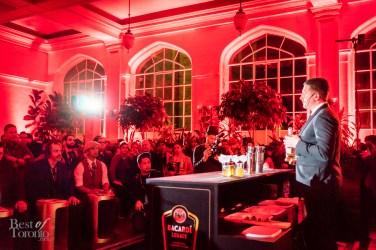 Halifax finalist Jeffrey Van Horne   Cocktail: The Stepping Stone