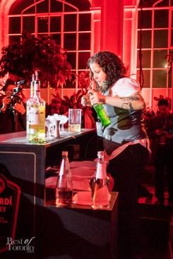 Toronto finalist Alana Nogueda   Cocktail: A Night In Santiago