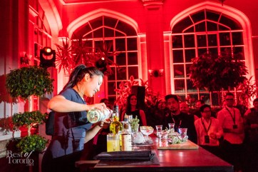 Toronto finalist Evelyn Chick | Cocktail: Just in Thyme