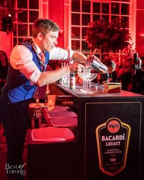 Toronto finalist Simon Hooper   Cocktail: Behind The Bat