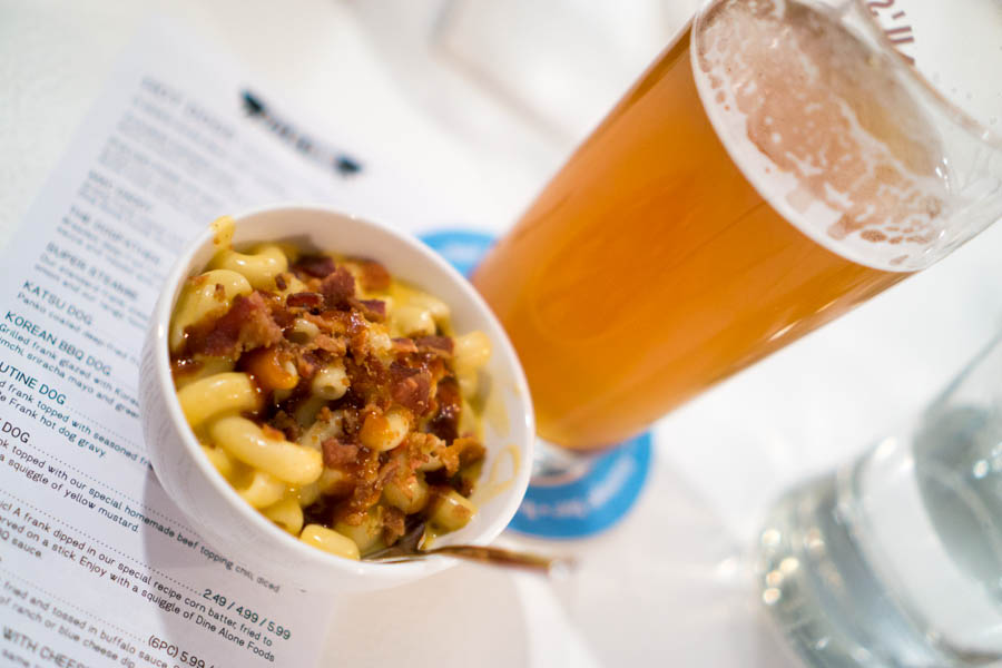 Mac & Cheese with Beer