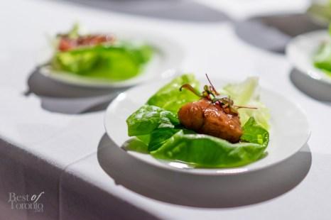Modern sashimi - BC tuna with maple syrup, balsamic, and tamari | Sushi Making for the Soul