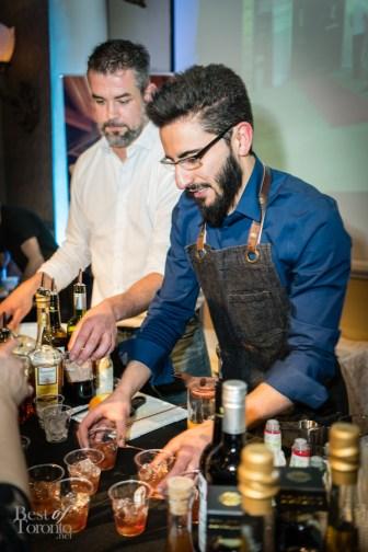 Parham Parini's Adam and Eve | Cluny Bistro and Boulangerie