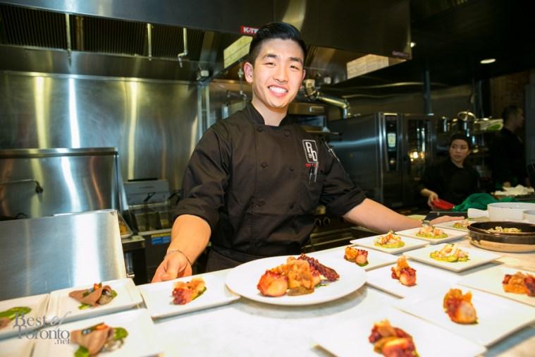 Chef Eric Chong
