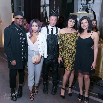 Kirk Pickersgill, Tran Scene Queen, Stephen Wong, Renata Kevah, Paria Shirvani