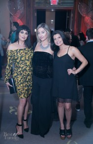 Renata Kevah, Mel Ashcroft, Paria Shirvani