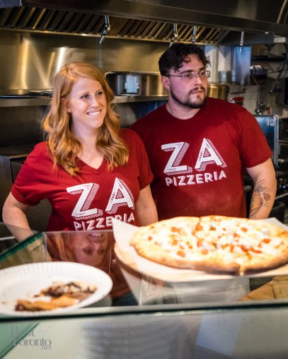 Owners Lisa and Jason Constantini