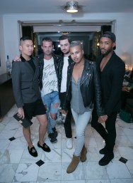 Peter Ty, Dwayne Kennedy, Jay Strut, Christian Thompson