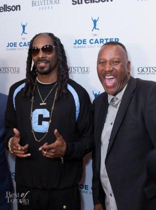 Snoop Dogg, Joe Carter