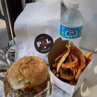 Happily burger after | Photo: John Tan