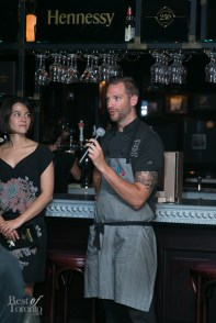 LS Bistro's Chef Romain Avril