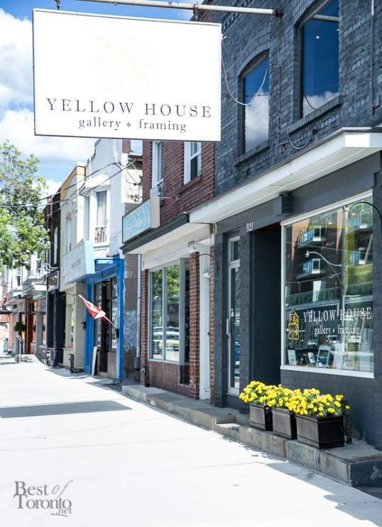 Yellow House Gallery