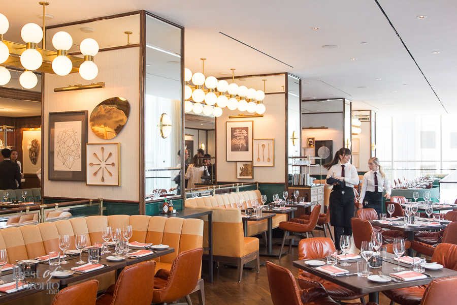 A taste of the new Caf Boulud  Best of Toronto
