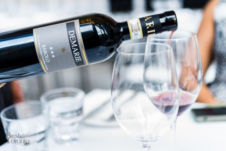 Demarie Barolo wine