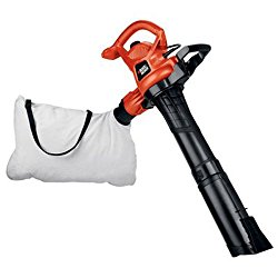 Black & Decker BV3600 12-Amp Blower-best leaf vacuum mulchers