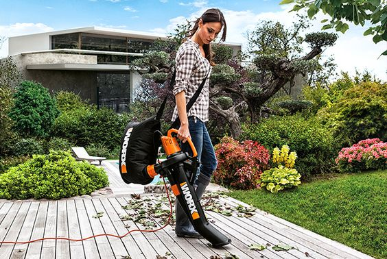 Leaf Blower Machine