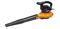 WORX WG518 Electric Blower - Best leaf vacuum mulcher
