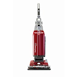 best bagged vacuum upright