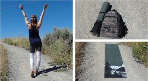 Special features of Yoga bag