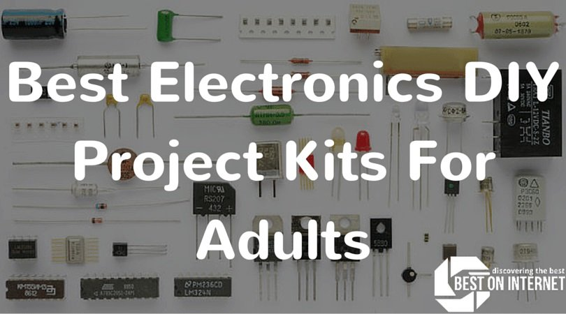 Best Electronics Diy Project Kits For Adults